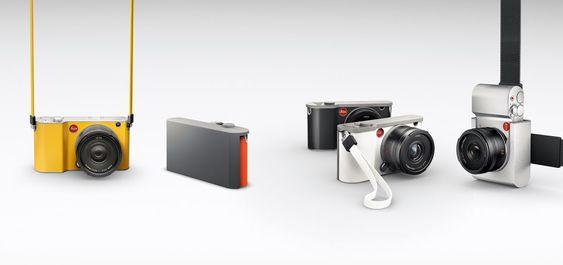 det finnes masse tilbehør til Leica T.