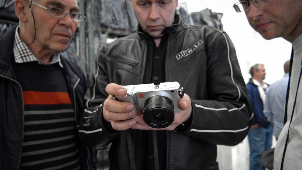 SNIKTITT: Rålekkert kamera fra Leica