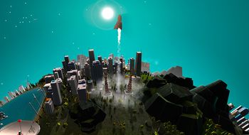 I The Universim spiller du en levende planet