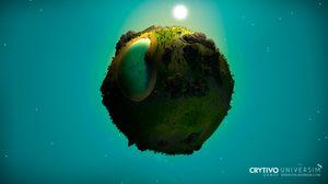 Den levende planeten. (bilde: Crytivo Games).