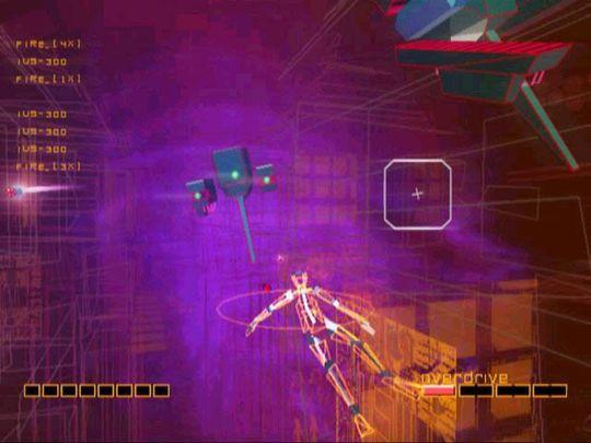 Det psykedeliske kultspillet Rez byr på en audiovisuell reise gjennom menneskehetens bevissthet.