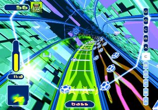 Med Frequency la Harmonix fundamentet for Guitar Hero-serien.