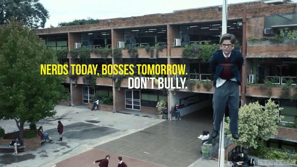 Nerd i dag, sjef i morgen!