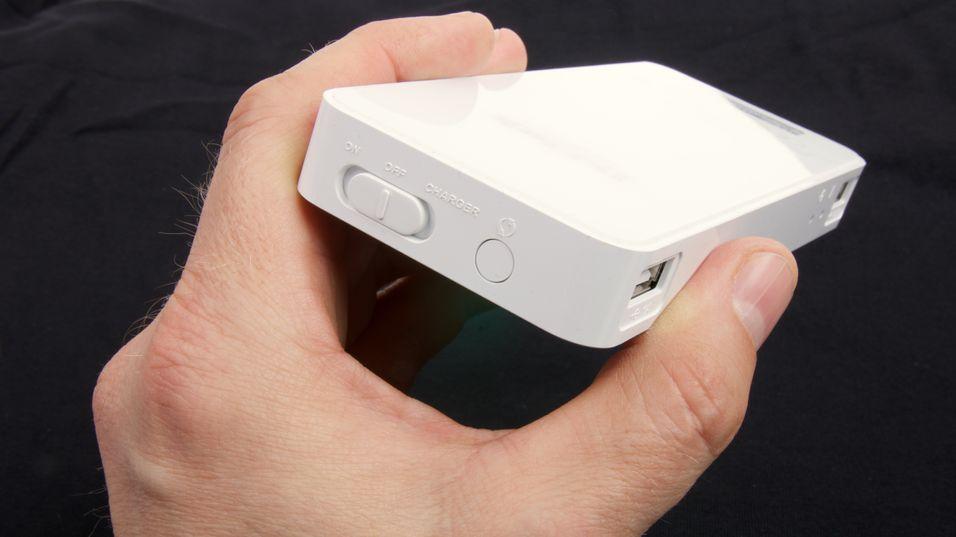 D-Link DIR-510L lader også mobilen din