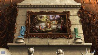 Kan du løse maleriets hemmelighet? (Skjermbilde: Jens Erik Vaaler/Gamer.no).
