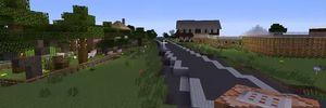 Nå kan du besøke  hele  Danmark i Minecraft