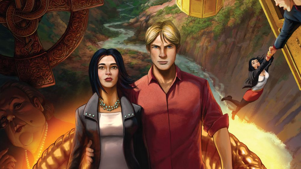 ANMELDELSE: Broken Sword: The Serpent's Curse