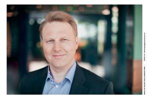Trond Bentestuen, konserndirektør med ansvar for personmarkedet i DNB.
