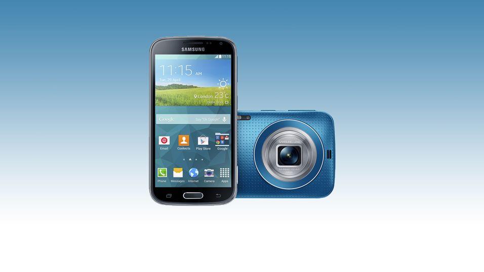 Samsung med ny kameraversting