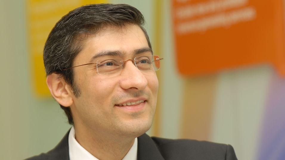 Rajiv Suri er Nokias nye sjef. Nå skal han finne selskapets vei videre.