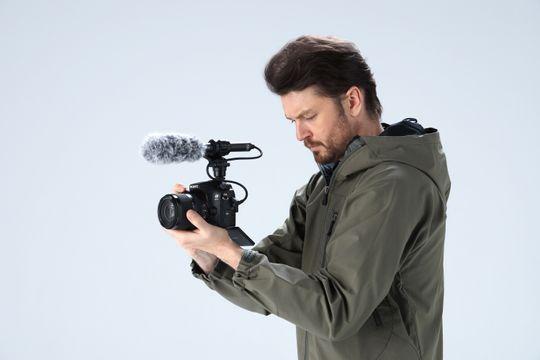 Videoopptak kan A77 Mark 2 selvsagt også gjøre.