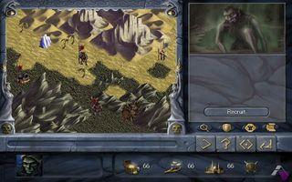 Tidlige skjermbilder fra Age of Wonders.