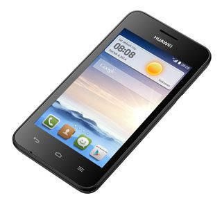 Ascend Y330 er en billigmodell uten 4G.