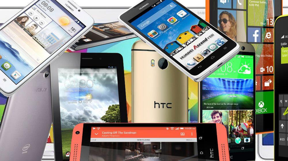 Dette er årets mai-mobiler