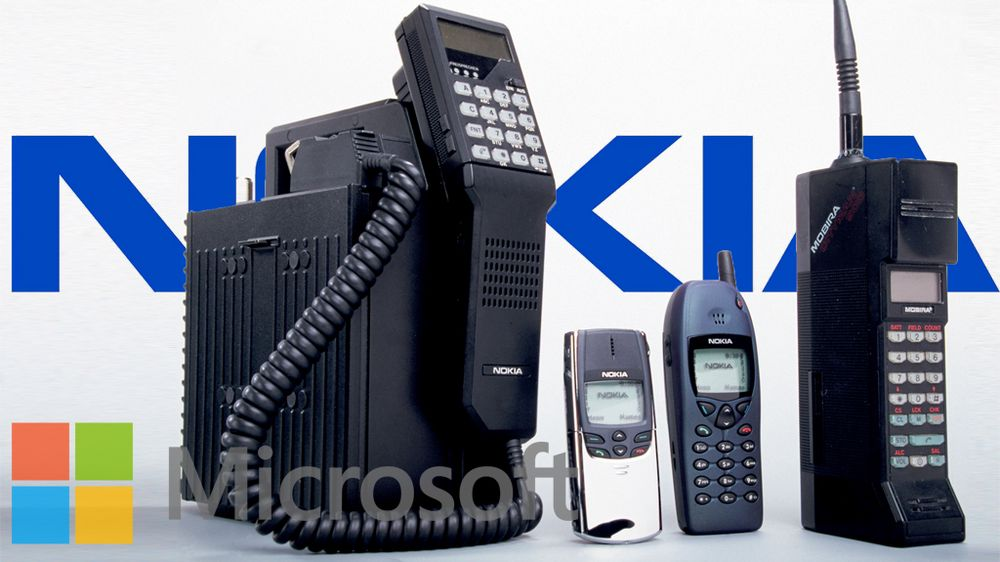 FEATURE: Slik startet Nokia-eventyret