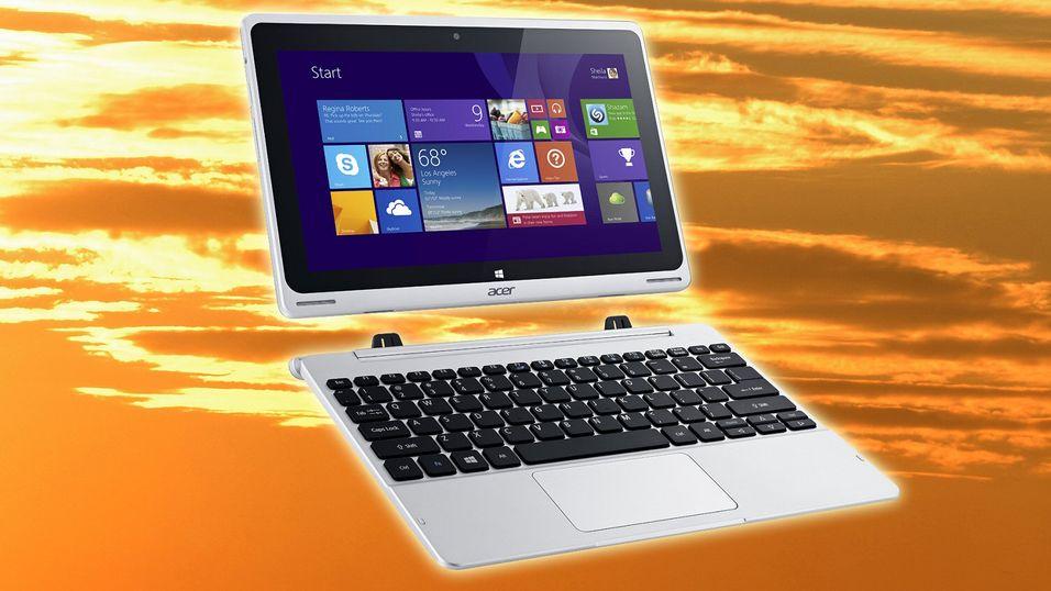 Acers nye hybrid har en hengslende nyhet