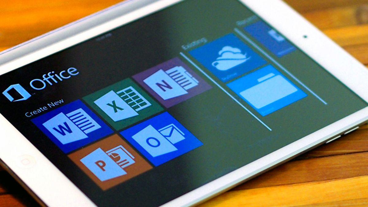 Office for iPad får støtte for utskrifter - Tek.no