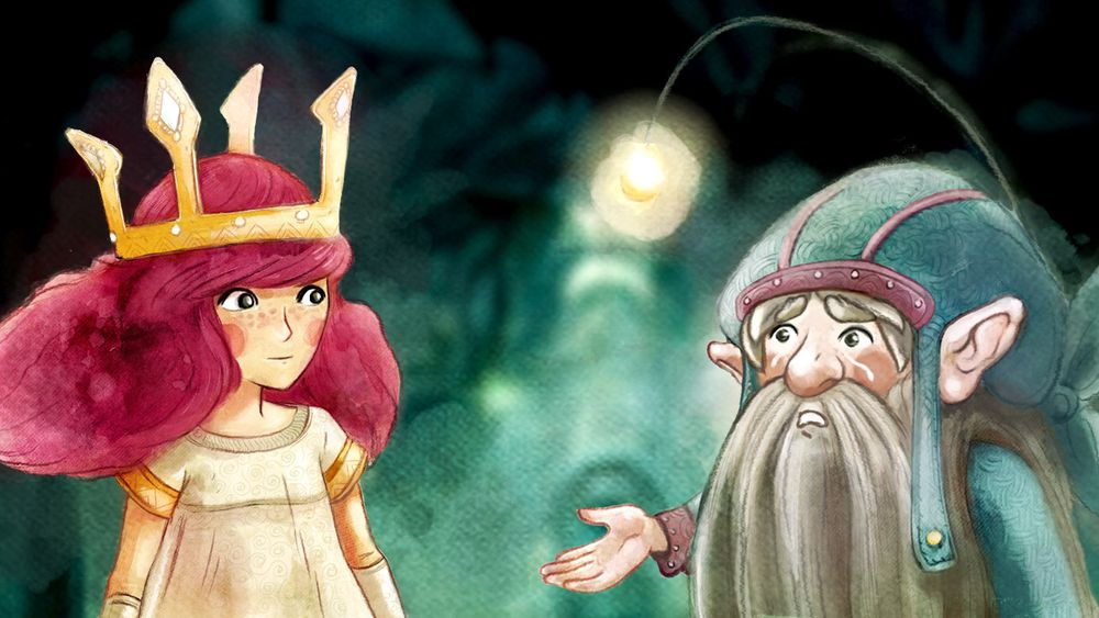 ANMELDELSE: Child of Light