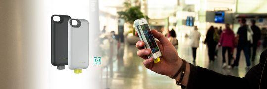 +Energy skal visstnok kunne doble batteritiden på iPhonen.