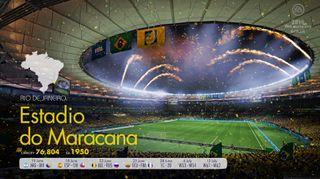 Gjengivelsene av VM-stadionene er imponerende.