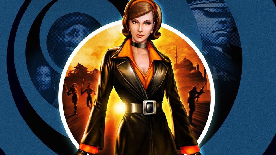Superspionen Cate Archer kan vende tilbake