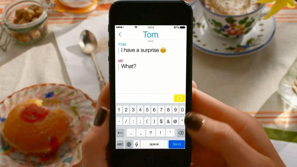 200 000 Snapchat-bilder på avveie