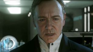 Kevin Spacey får en rolle i neste Call of Duty