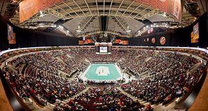 Key Arena.
