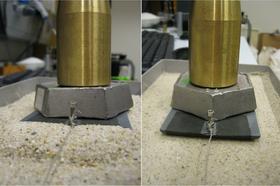 Forskerne benyttet denne modellen i forsøket.