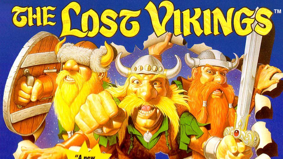 Spillklassikeren The Lost Vikings blir gratis