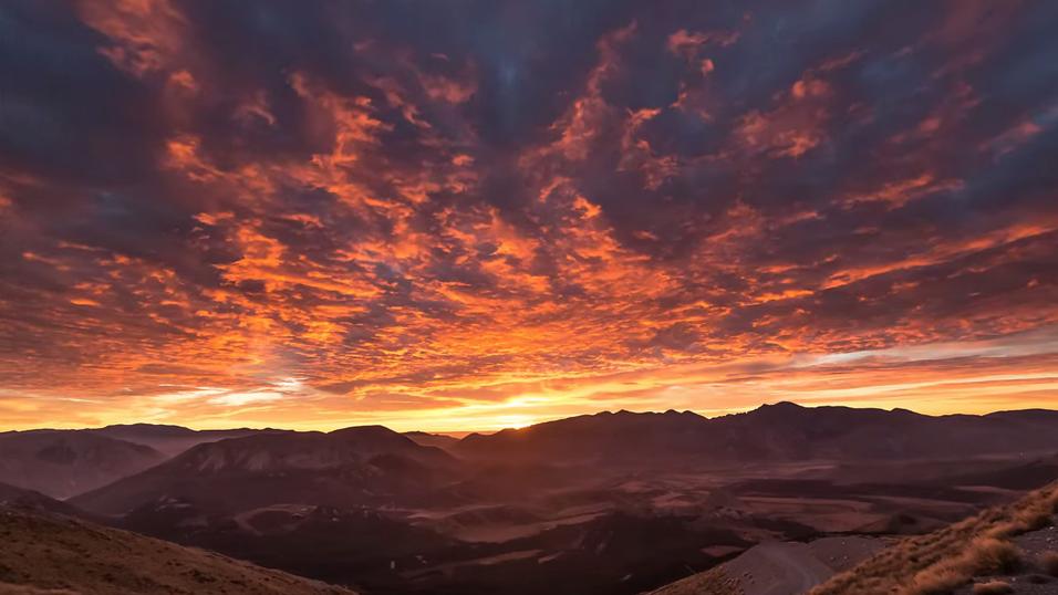 Sjekk den vakre timelapse-videoen laget i Lord of the Rings-omgivelsene
