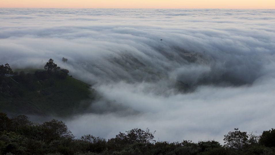 DEBATT: Under skyen svever tåka