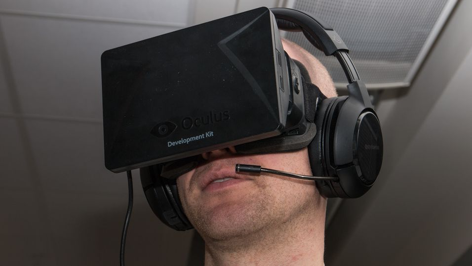 Facebook og Oculus Rift vil lage tidenes nettspill