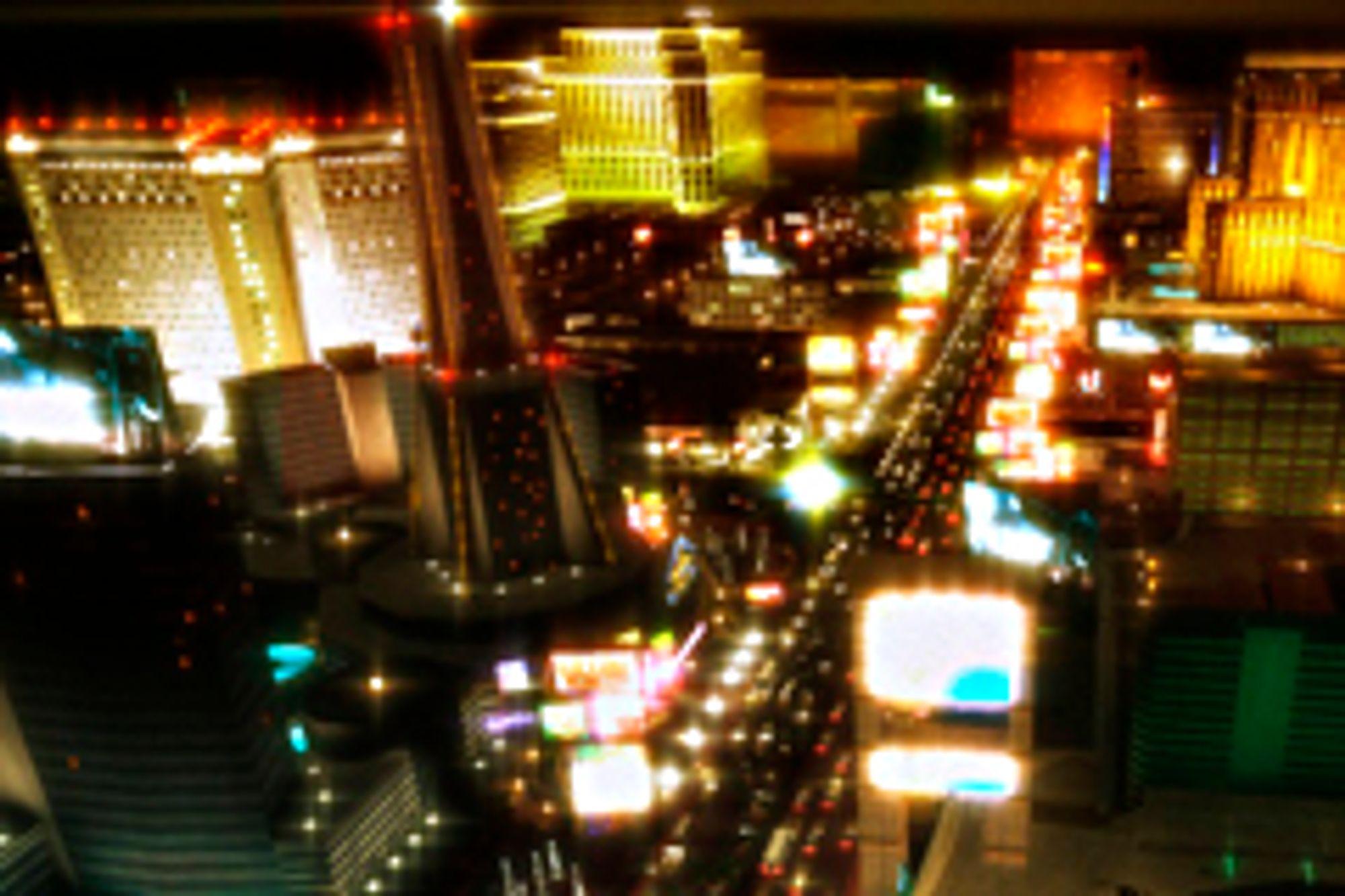 Nytt om Rainbow Six: Vegas