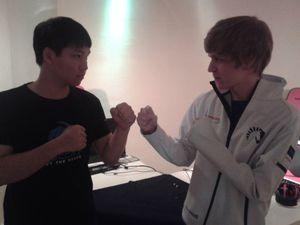 HyuN og Snute møttes i finalen.