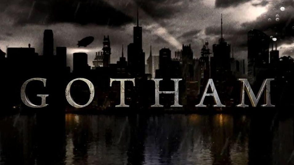 Hvordan var Gotham før Batman?