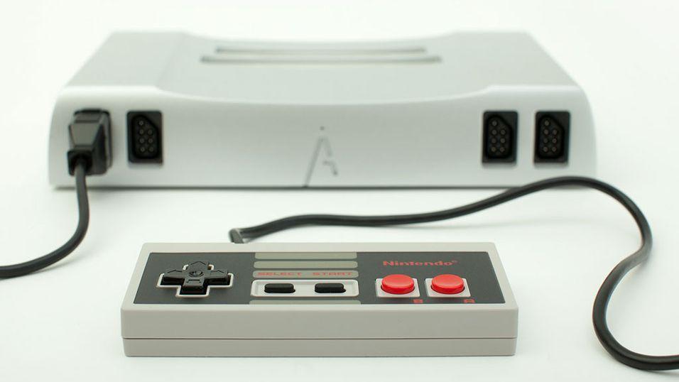 Ny Nintendo kommer i salg i sommer