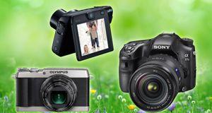 Mai byr på drøssevis av spennende kamera