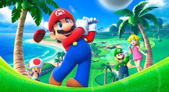 Test: Mario Golf World Tour