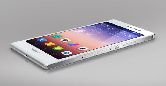 Huawei Ascend P7.