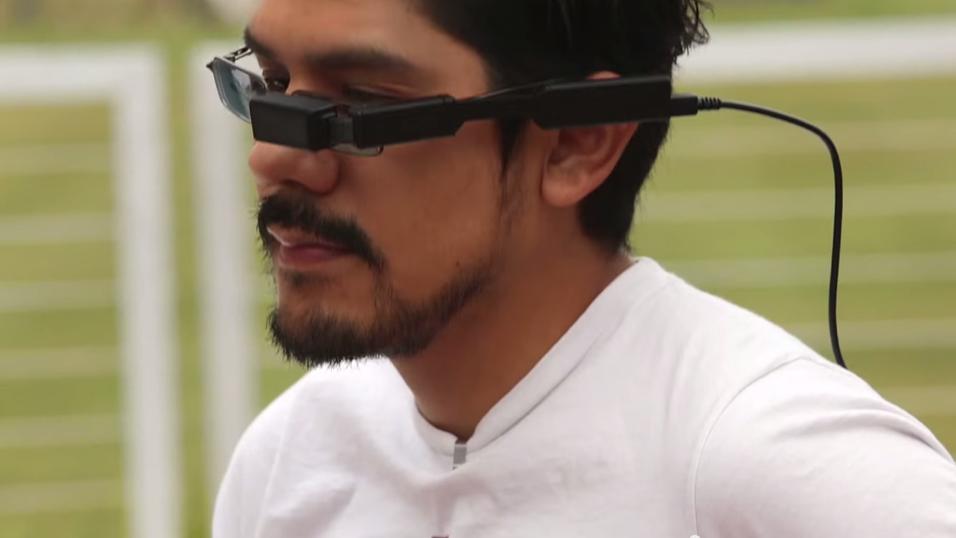 Denne Google Glass-konkurrenten kan du lage selv