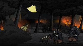 Valiant Hearts: The Great War byr på lekker grafikk i teikneseriestil.