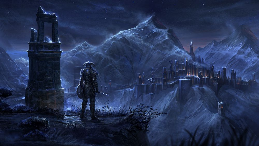 ANMELDELSE: The Elder Scrolls Online
