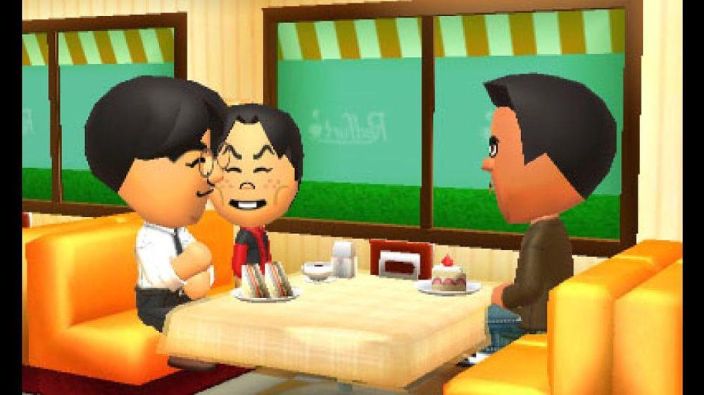 Nintendo-sjefene samles.