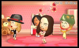 Tomodachi Life byr på mye gøy med Mii-er.