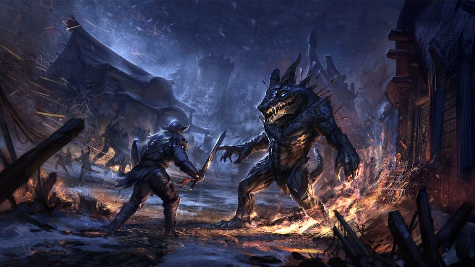 Konsollutsetjing for The Elder Scrolls Online