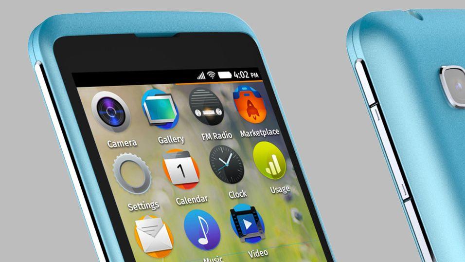 Nå kan ZTEs Firefox-mobil kjøpes i Norge