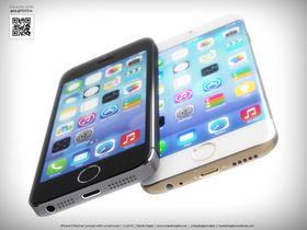 Det har blitt vist frem mange ulike, og like, designforslag til hvordan neste epletelefon kan se ut. Dette er ett av dem ...