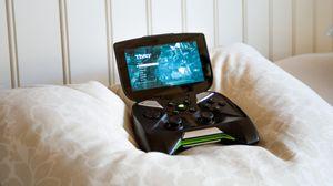Nvidias første Shield-produkt var en fullblods mobil spillkonsoll.