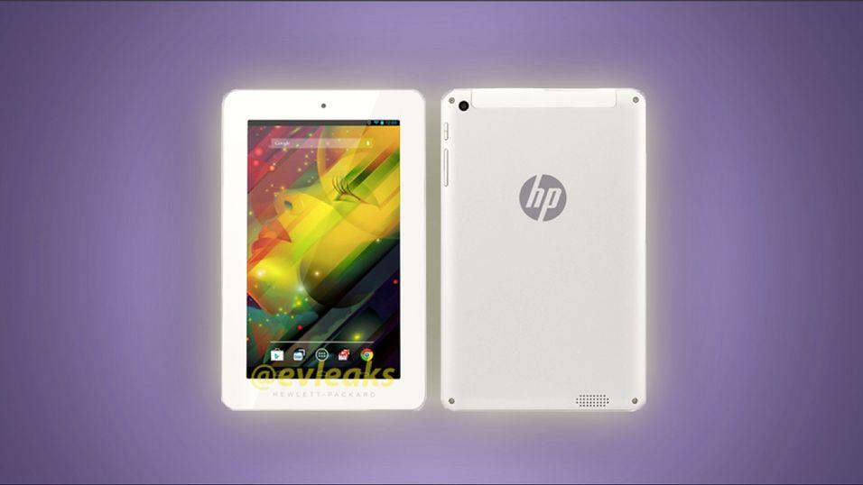 – Dette er HPs nye nettbrett